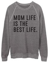 Ily Couture Mom Life is the Best life Sweatshirt - Black