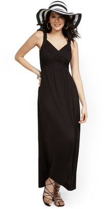 "New York & Co. ""Goddess"" Maxi Dress"