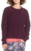 Roxy Bright Whites Knit Sweater