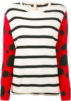 Chinti and Parker cashmere striped sweater - women - Cashmere - XS