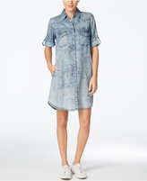 KUT from the Kloth Denim Striped Shirtdress