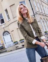 Boden Beaded Military Jacket