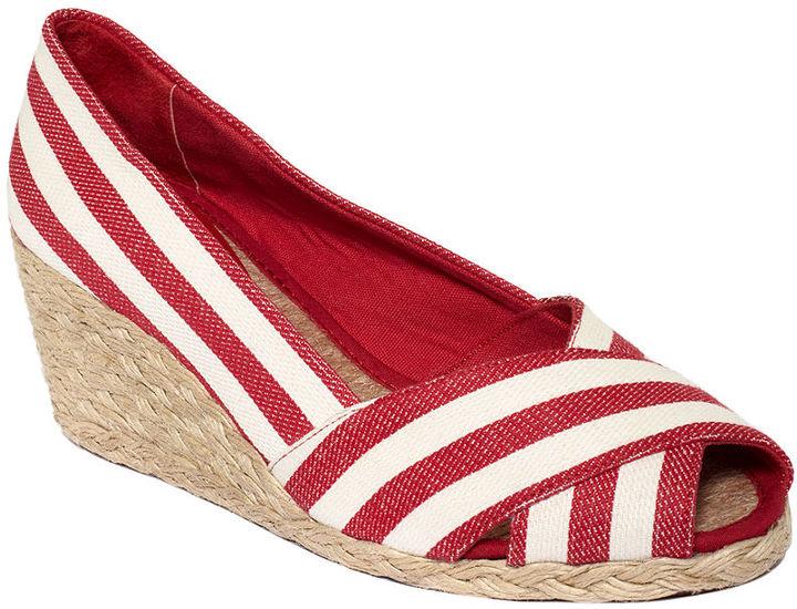 Lauren Ralph Lauren Lauren by Ralph Lauren Shoes, Cecilia Espadrille Wedges