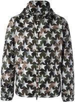 Valentino Camustars jacket - men - Polyamide/Polyester - 46