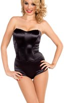 Forum Novelties Inc. Forum Novelties Women's Retro Pin-Up Costume Body Suit