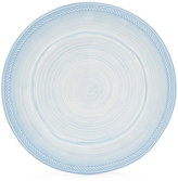 Daniel Cremieux Rope-Embossed Earthenware Dinner Plate