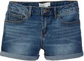 Roxy Big Blue Crush Cuff Shorts (Toddler, Little Girls, & Big Girls)