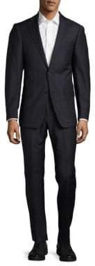 Michael Kors Textured Wool Suit