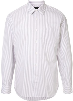 Durban Long-Sleeved Striped Shirt