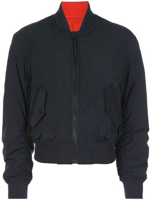 Aztech Mountain Zipped Bomber Jacket