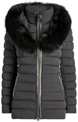 Mackage Kadalina Fur-Trim Hooded Parka Jacket