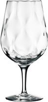 "Orrefors Iced Beverage Glass ""Dizzy Diamond"""