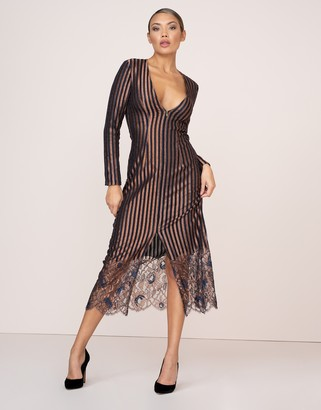 Agent Provocateur UK Sapphira Gown