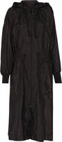 Isabel Marant Kelby shell hooded coat
