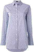 Joseph striped shirt - women - Cotton/Polyamide/Spandex/Elastane - 40