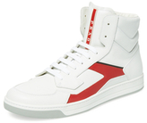 Prada Leather Hi Top