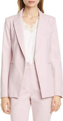 Rebecca Taylor Tailored by Stretch Suit Jacket