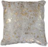 Le-Coterie Splash Hide Pillow, Gold