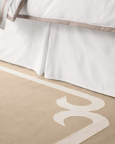 Serena & Lily Canvas Bed Skirt