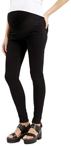 Topshop MATERNITY MOTO Joni Skinny Jeans 30-Inch Leg