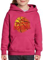 Xekia Eat Breathe Basketball Life Hoodie For Girls - Boys Youth Kids