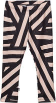 Molo Random Stripes Print Nikia Leggings