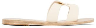 Ancient Greek Sandals Off-White Desmos Sandals