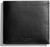 Shinola Men's Hipster Wallet - Black