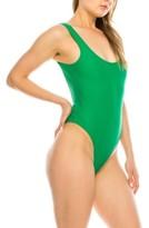 KENDALL + KYLIE Low Back 1 Piece Swimsuit Women's Swimsuit