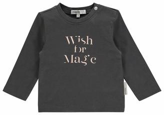 Noppies Baby Girls' G Tee ls Waukesha Longsleeve T-Shirt