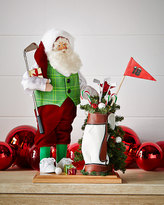 Lynn Haney New Clubs for Christmas Santa Figure