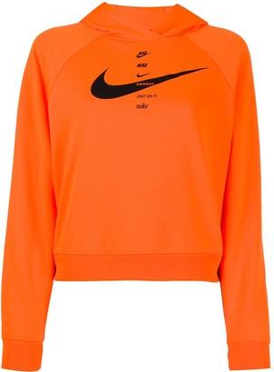 Nike Swoosh Cotton Sweatshirt