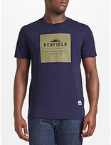 Penfield Brockton T-shirt, Navy