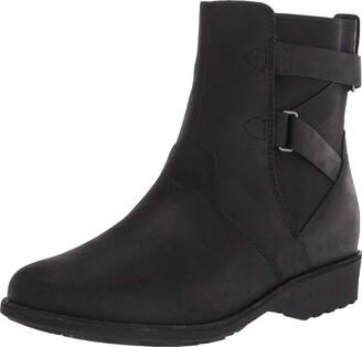 Teva Ellery Ankle Wp - Black - 9.5