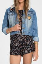 Billabong Patched Love Jacket