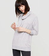 Lou & Grey Signaturesoft Drawstring Tunic