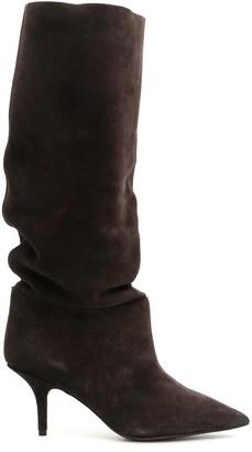 Yeezy Knee High Boots