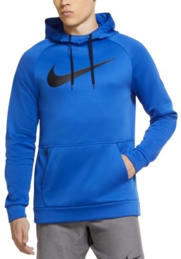 Nike Men's Therma Dri-fit Logo Hoodie