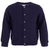 Petit Bateau Navy Knit Cardigan