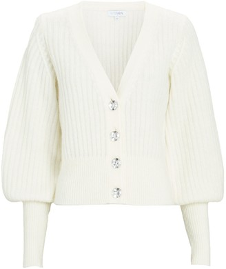 Intermix Ella Jewel Button Cardigan