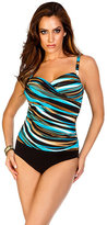Magicsuit Zipped Up Edie Tankini Top