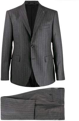 Tagliatore pinstriped two-piece suit