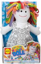 Alex Color and Cuddle Doll Toy