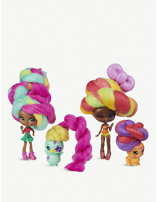 Selfridges Candy Locks Doll and Pet figure assortment