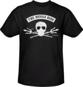 The Devils Ride Skull T-Shirt