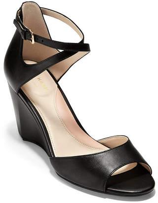 Cole Haan Sadie Grand Open Toe Wedge Sandals