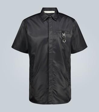 Alyx Short-sleeved nylon shirt