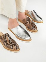 Solstice Espadrille Mule by FP Collection at Free People