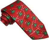 Asstd National Brand Hallmark Multi-Foil Trees Tie