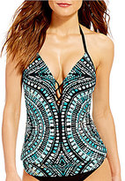 Kenneth Cole New York Desert Romance Push-Up Tankini